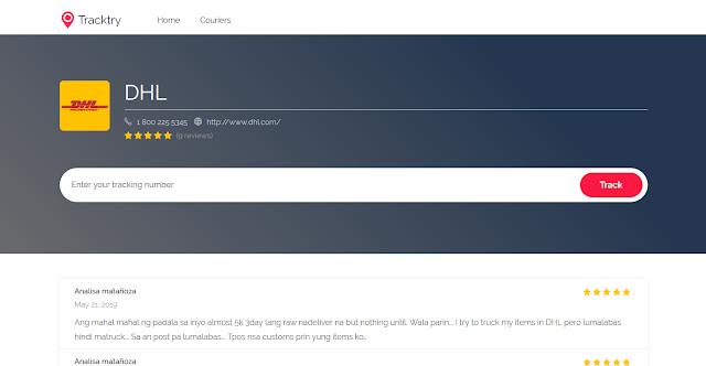 Tracktry komentowanie i ocenianie serwisów kurierskich