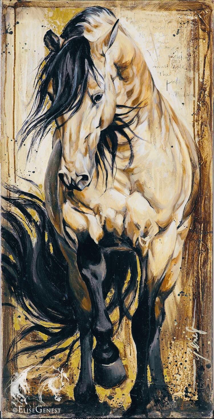 Cavalos | Horses Conceptual Art