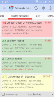 Earthquake Network Pro Realtime alert v8.5.14 APK