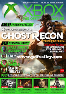 Xbox The Official Magazine February 2017