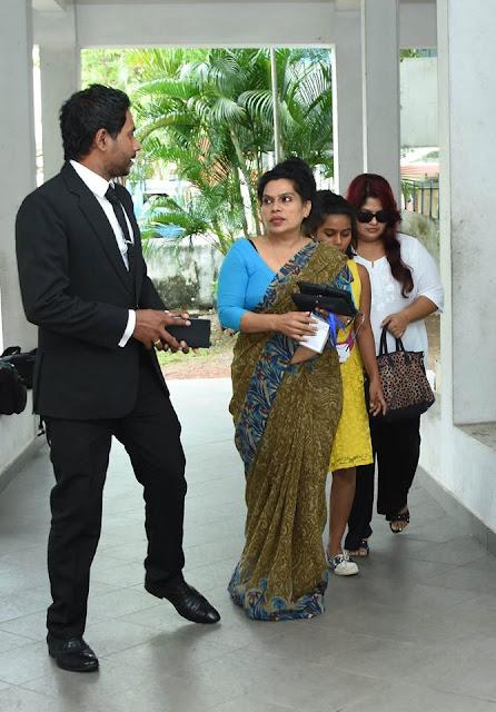 Wimal Weerawansa's Daughter Complains To Children And Women's Bureau