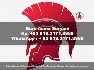 Amalan-Khodam-Guru-Besar-Asma-Suryani