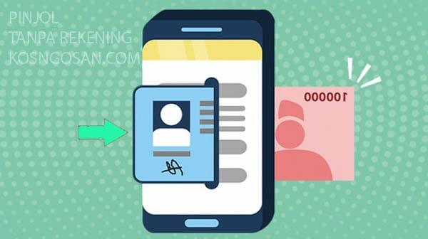 aplikasi pinjol tanpa rekening pribadi