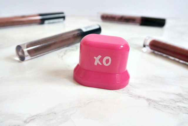 Perfect pout with lip products around it