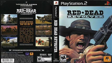 Red Dead Revolver PS2 free download full version