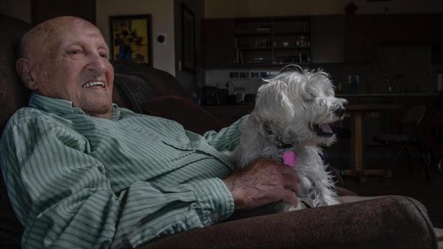 Hombre de 108 años sobrevive a COVID-19 en Nuevo México