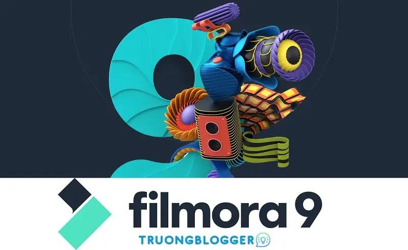 Chia sẻ phần mềm Wondershare Filmora 9 Full mới nhất 2021
