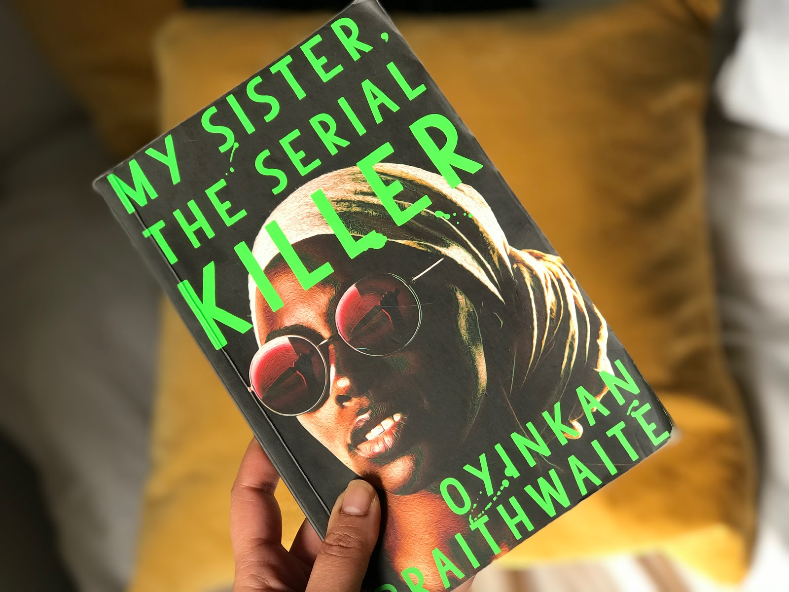 My Sister, the Serial Killer - Book Review