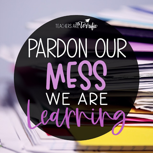 Ways to plan for those messy days and tips for things you can do in the STEM Lab!