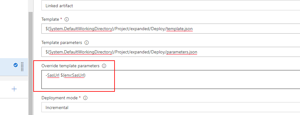 Setting VSTS variables from PowerShell