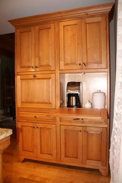 kitchen cabinets kent simplifying remodeling the best places to stash small 20659