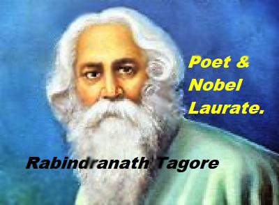 Short Essay On Rabindranath Tagore- The Indian Nobel Laurate-His Splendid Literary Work- Life hood  & Philosophy.