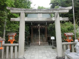 八坂神社大国主社