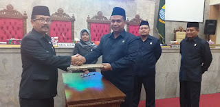 DPRD Kab Cirebon Gelar Rapat Paripurna KUA PPAS
