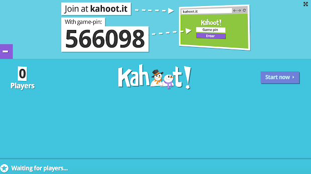Kahoot Game Pins Now
