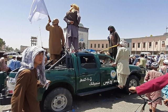 तालिबान ने अफगानिस्तान के बड़े शहर मजार-ए-शरीफ पर किया हमला