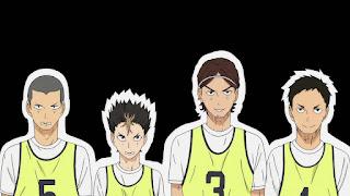 ハイキュー!! アニメ 2期5話 | 烏野高校 HAIKYU!! Season2 Episode 5