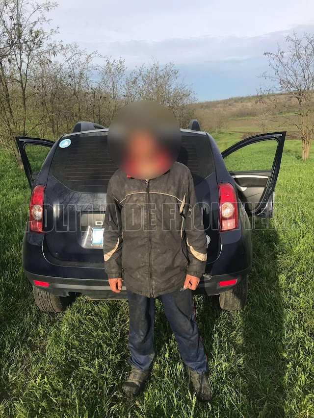 Un bănuit în comiterea unei infracțiuni la frontieră, depistat după un an de căutări