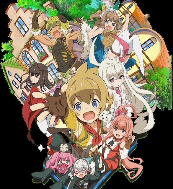 Last Period: Owari naki Rasen no Monogatari