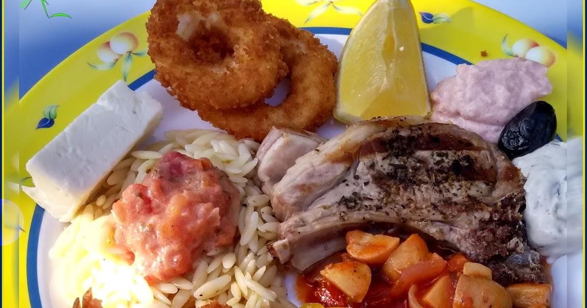 la cuisine de christine les calamars et scampis frits de