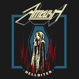 """Το single των Ambush """"Hellbiter"""""""
