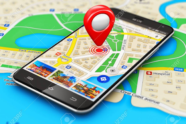 كيف يحددون موقعك بدون GPS