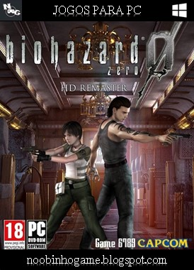 Download Resident Evil 0 Remaster PC