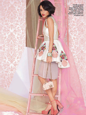 Shraddha Kapoor's full photoshoot from Cosmopolitan India - July