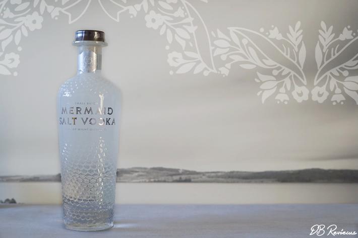 Mermaid Salt Vodka from the Isle of White Distillery