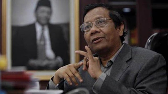 Soal Sweeping Kaus #2019GantiPresiden, Mahfud: Mau Saya Bahas di ILC tapi Acaranya Batal