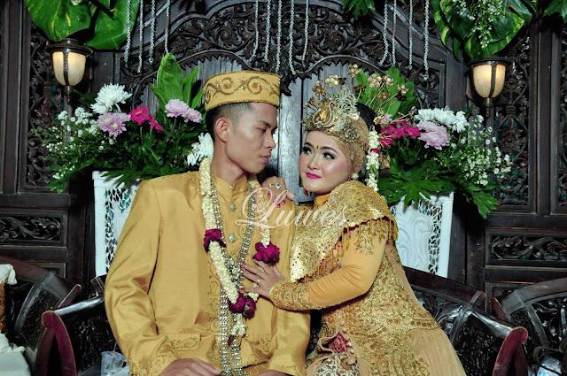 Makeup pengantin tradisional