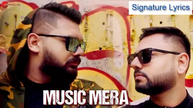 Music Mera Lyrics -Aayush T -DJ Rahul -Signature Lyrics