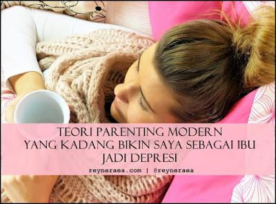 parenting artinya