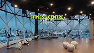 Fitness Center Manhattan Condominium dan Apartemen Ring Road Medan