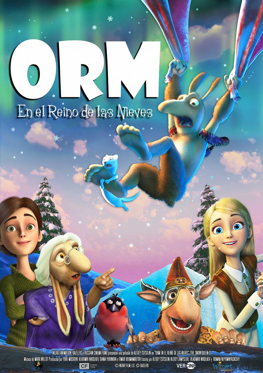 ver Orm en el reino de las nieves 2017