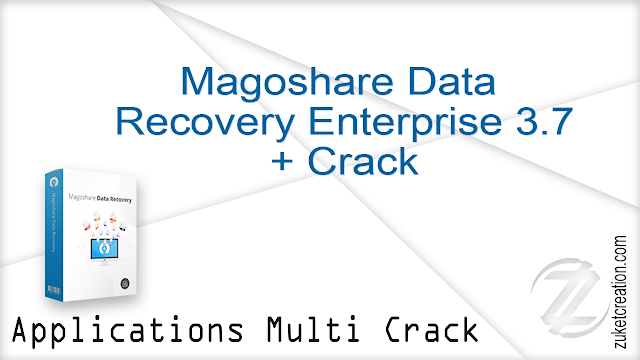 Magoshare Data Recovery Enterprise 3.7 + Crack    |  19.5 MB