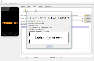 How To Download SP Flash Tool v5. Update MTK Flashing Tool Latest Update 2020 Free Password Download To AndroidGSM