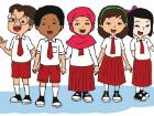 Soal UAS Tematik Kelas 1 Tema 1 K 13 Semester 1/ Ganjil