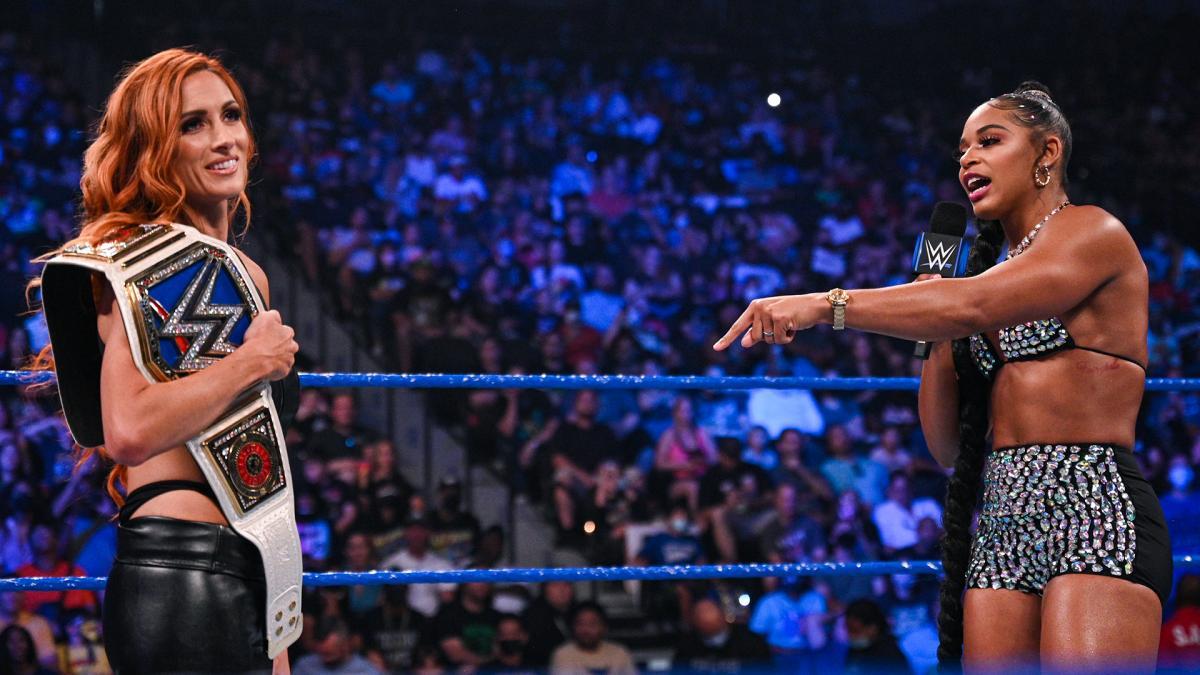 """""""Bianca Belair vs. Becky Lynch"""" é oficializado para o Extreme Rules"""