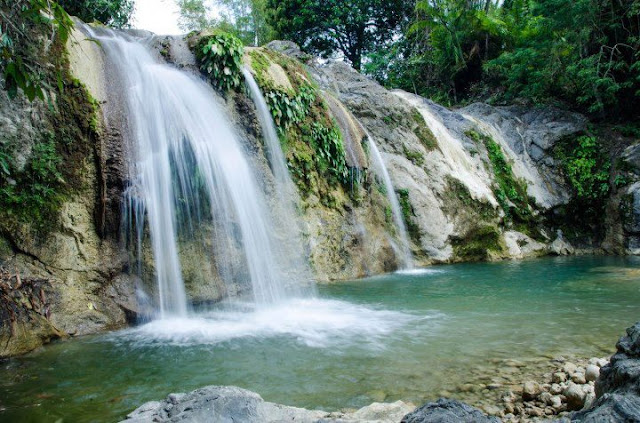 Danao Danasan Eco Adventure Park, Trekking, Waterfalls