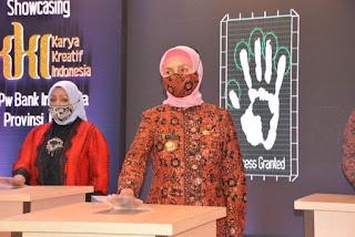 Launching Galeri Wirausaha Unggulan Jambi Pj Gubernur Dorong Pertumbuhan UMKM