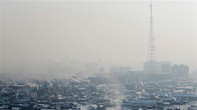 World Health Organization says air pollution kills 7 million each year