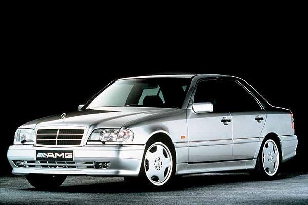 Mercedes C 36 AMG 1993