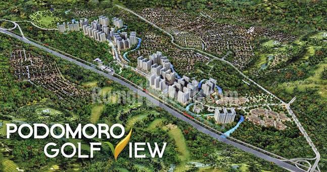 Apartemen Podomoro Golf View Siap Serah Terima Unit