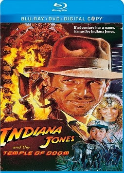 Indiana Jones and the Temple of Doom (1984) BluRay