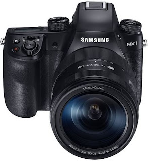 Samsung Mirrorless Digital Camera NX1
