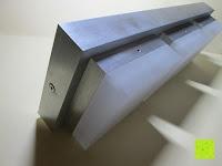 Seite: JEKING 3-er Würfel Acryl Warmweiße LED Deckenlampe (2700-3200k) für Schlafzimmer&Esszimmer Aluminium Leuchtmittel 15W / CE Zertifizierung / 37.1 x 11.4 x 15.5 cm / 230V AC / IP 20 [Energieklasse A++] [Energieklasse A++]