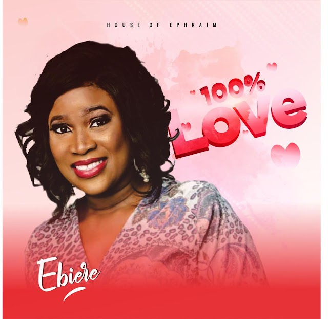 [New Release] 100% Love: Ebiere