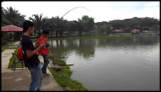 Teknik Setekan, Teknik Memancing Ikan Tanpa Menggunakan Umpan