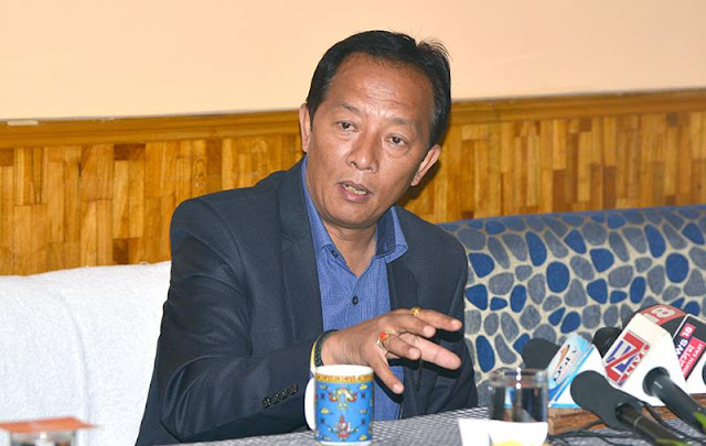 Binay Tamang The chairman of the Gorkhaland Territorial Administration (GTA) Board of Administrators